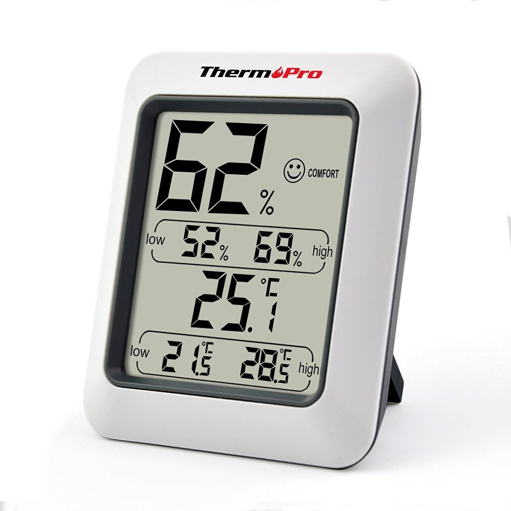 thermo-hygromètre thermopro tp 50